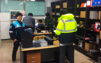 NOW MANUFACTURING UNITS IN KOREA