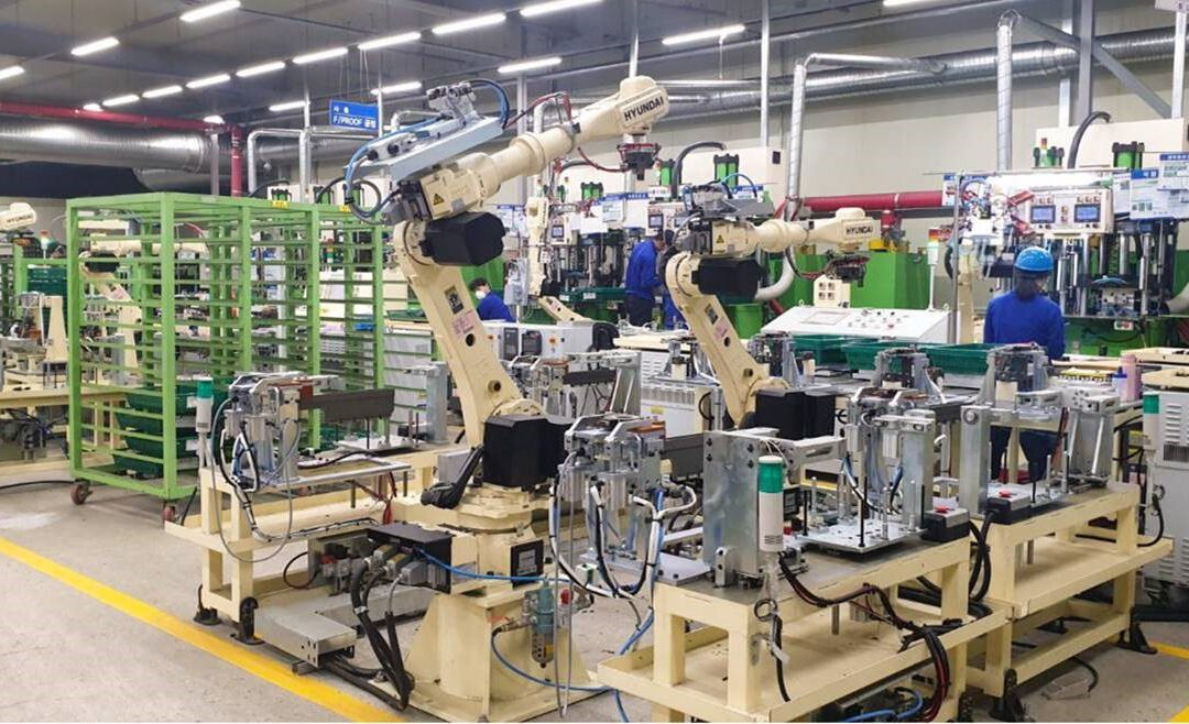 Neonent factory South Korea