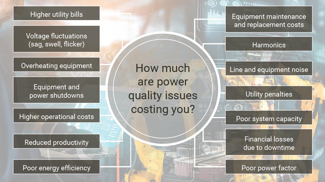 Power Quality Measurements – Brochure
